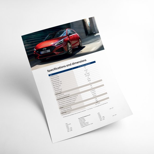 car-specification-card
