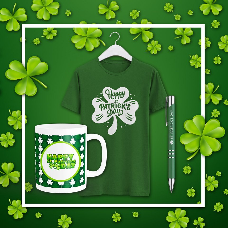 saint patrick day products